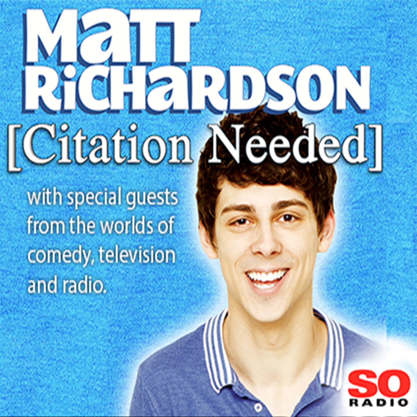 Matt Richardson's Citation Needed Series 2